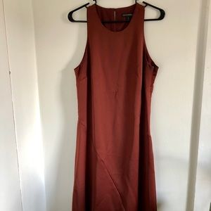 NWOT Banana Republic Asymmetrical Dress